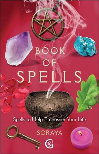 Book of Spells  by Best Selling Author Soraya