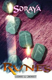 Book of Runes  by Best Selling Author Soraya